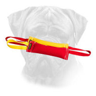 Bullmastiff Bite Tugs Set with Strong Handles