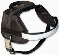 Bullmastiff puppy Dog Harness - SMALL/MEDIUM Nylon Dog Harness