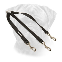 3 Dogs Walking Leash - Triple Coupler