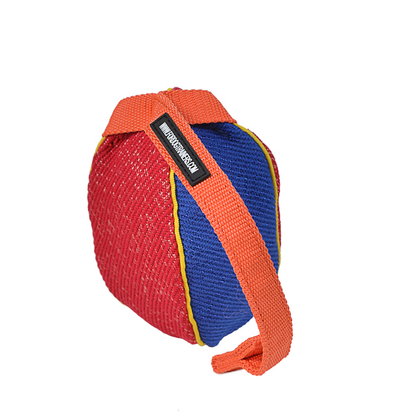Double Stitched Dog Bite Tug for Training and Having Fun
