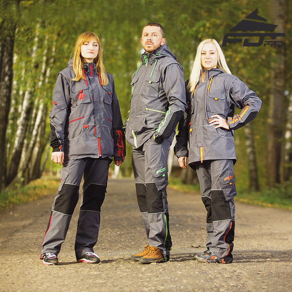 Best quality Dog Training Suit for Any Weather Use